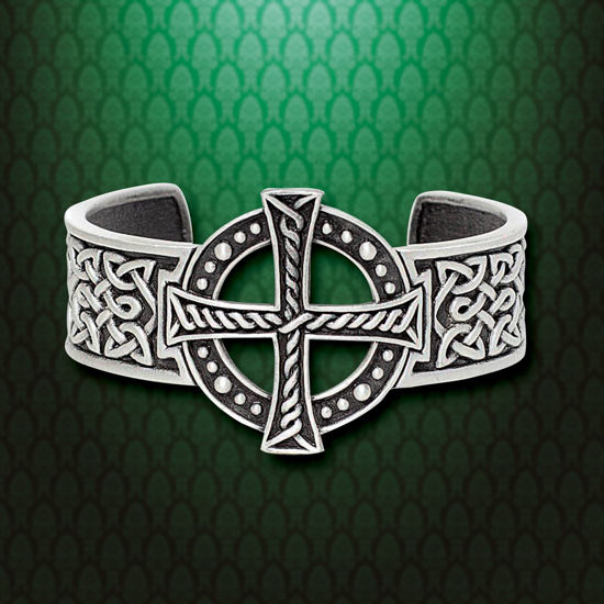 The Locksley Cross Bracelet