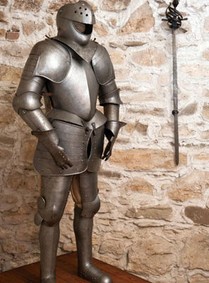 Owning your own suit of armor