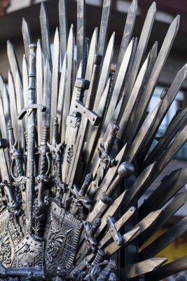 Who has an eye on the Iron Throne?