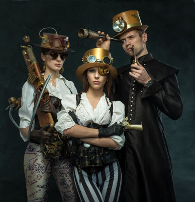Steampunk: Origins and Elements