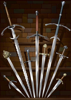 Swords for Display
