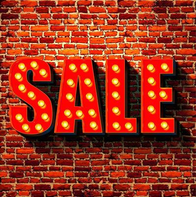 Annual Sale Fun!