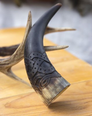Drinking Horns – A Viking Invention? Not Quite…