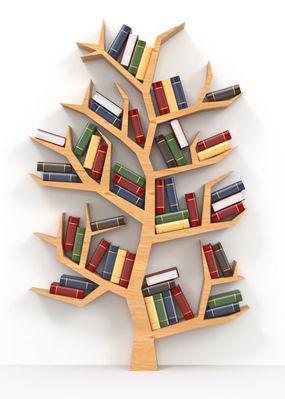 The books are getting bigger.