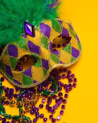 Mardi Gras is here!