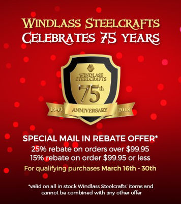 Windlass Steelcrafts Celebrates 75th Anniversary