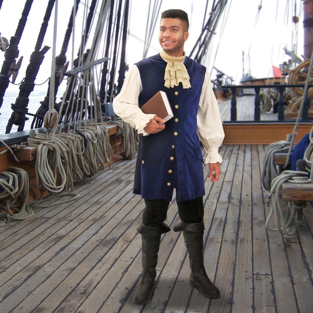 Pirate Barbary Coast Vest