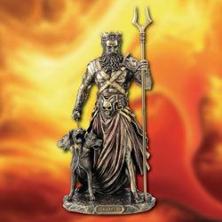 Hades Underworld Statue