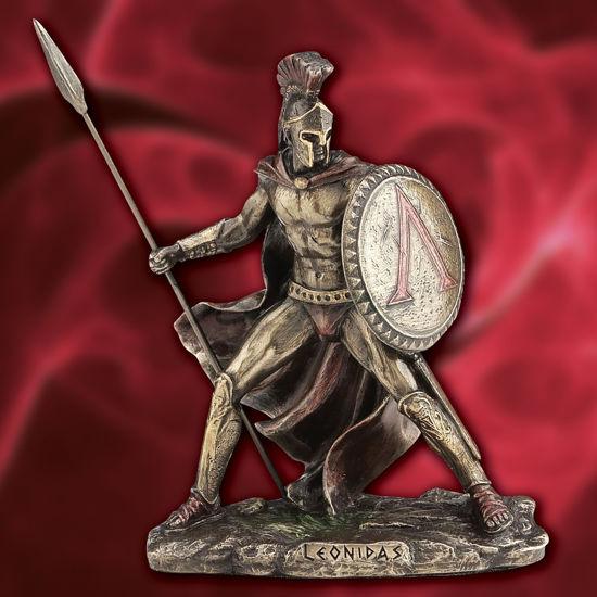 Leonidas Miniature Statue