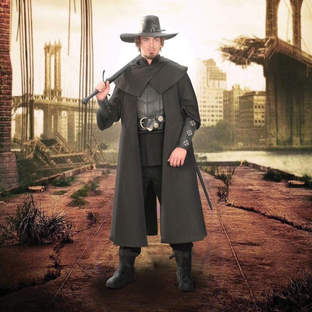 Black Witch Hunter Coat