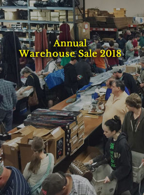Museum Replicas Annual Warehouse Sale