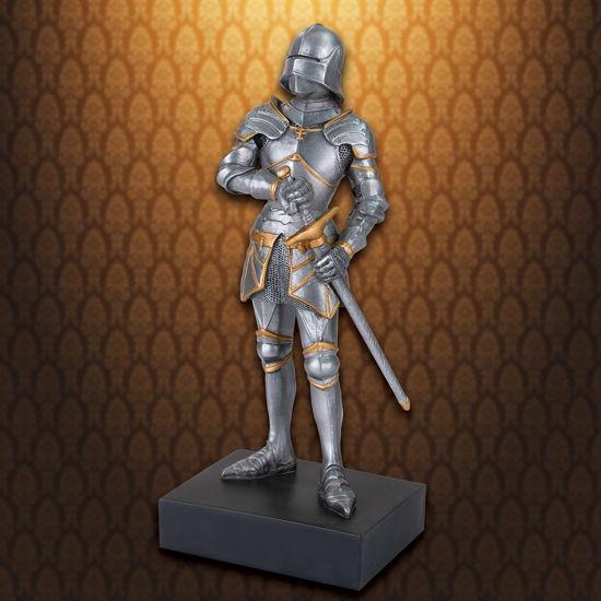 Gothic Knight Statue
