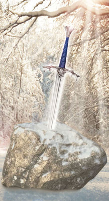 King Arthur's Excalibur and Other Legendary Swords