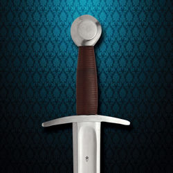 Tourney Arming Re-enactment Combat Sword