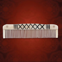 Bone Viking Comb
