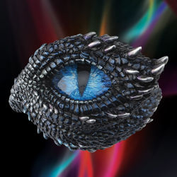 Thorny Eye Dragon Trinket Box