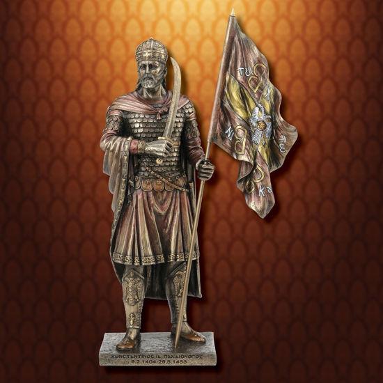 Emperor Constantine Statue