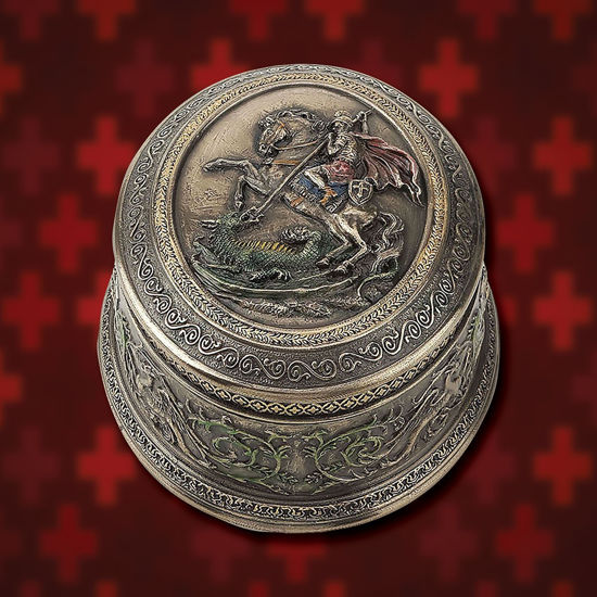 St. George Trinket Box