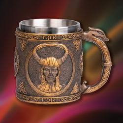 Loki Mug w/ Removable Inner Cup