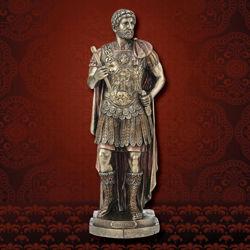 Emperor Hadrian Statue