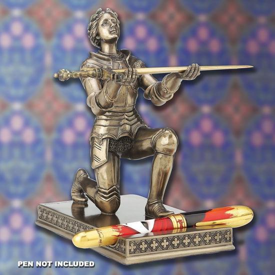 Joan of Arc Letter Opener Statue
