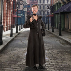 Ms. Ives Coat
