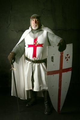 Halloween Templar Wear