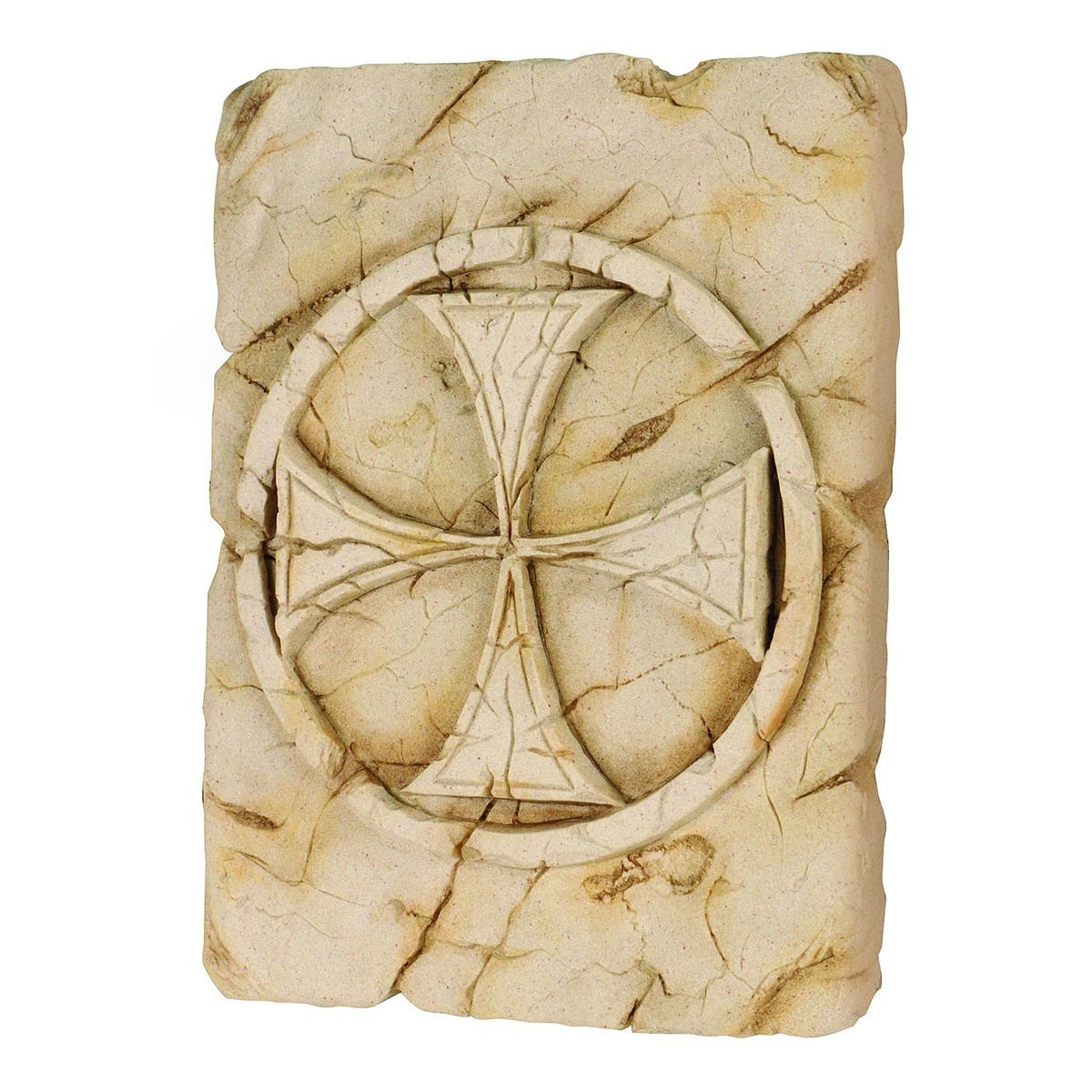 Cross of the Knights Templar Wall Plaque