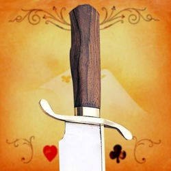Picture of Primitive Bowie Knife