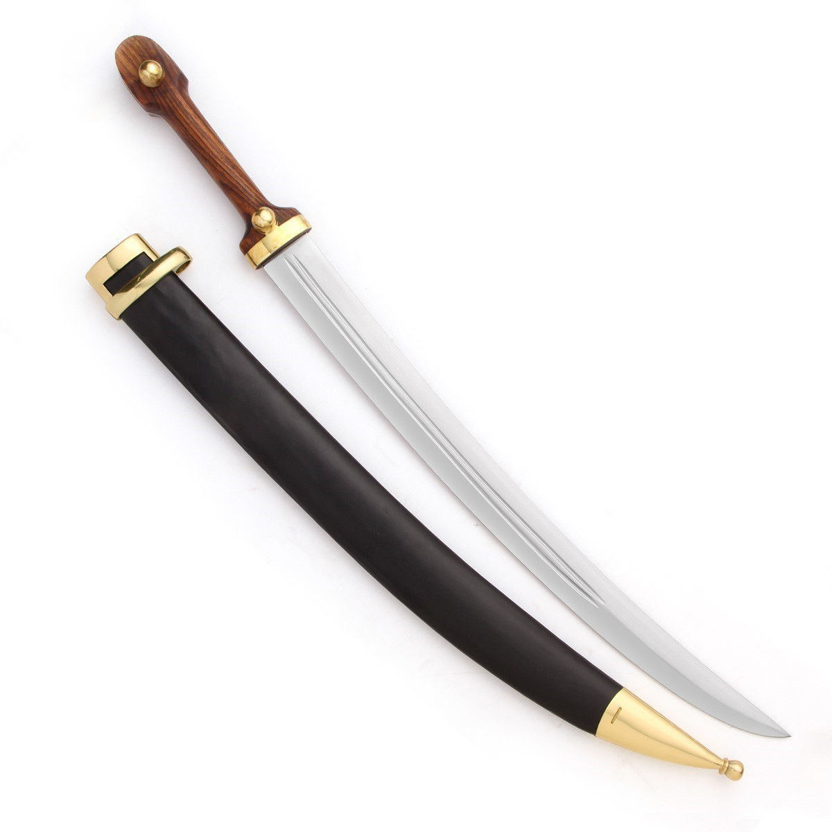 Russian Kindjal with Scabbard