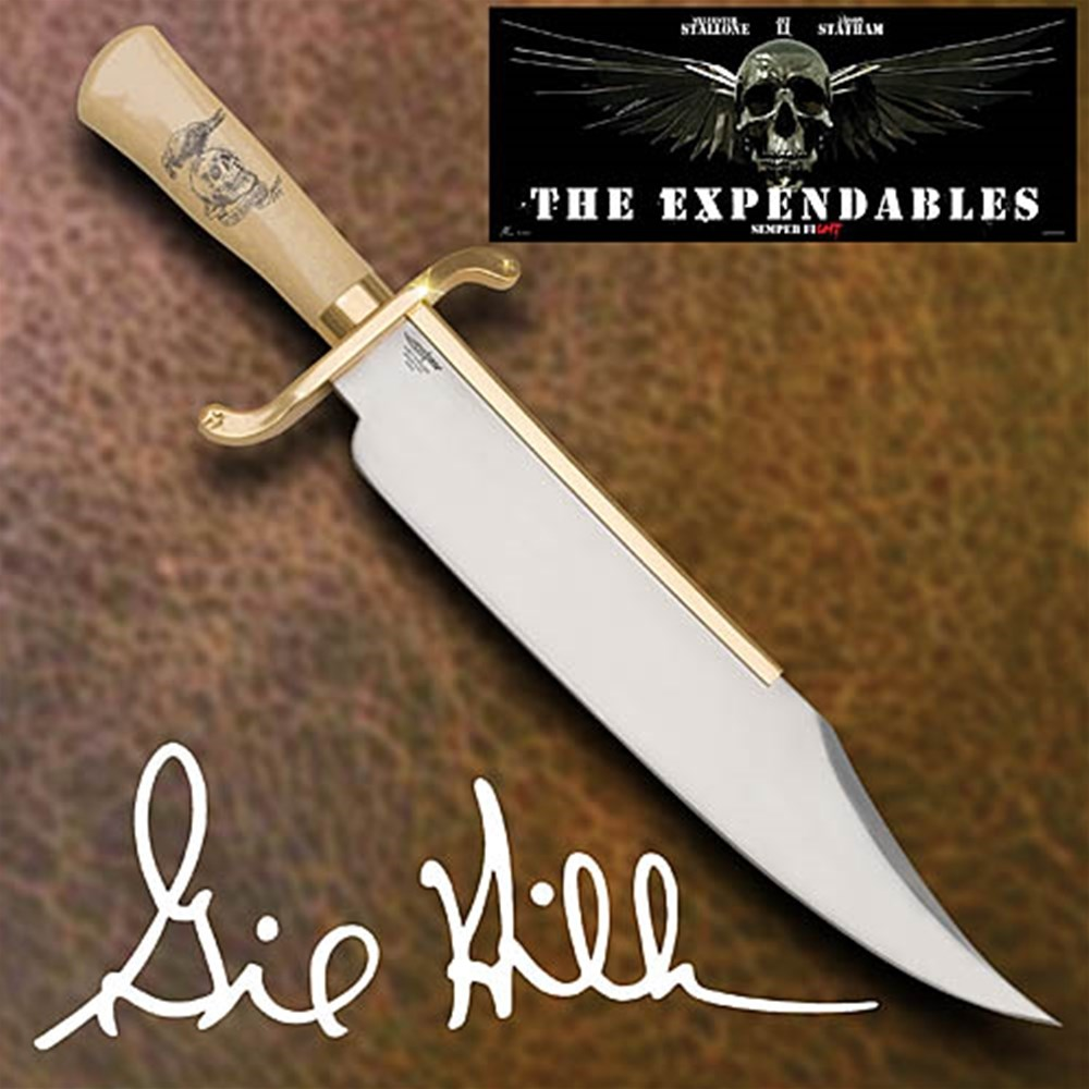 Picture of The Expendables Bowie Knife