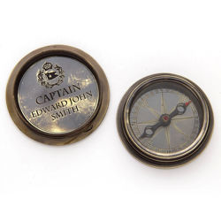 Picture of RMS Titanic Portable Compass