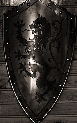 Medieval Shields- Six of the Best