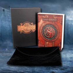 Picture of Fire and Blood Small Journal
