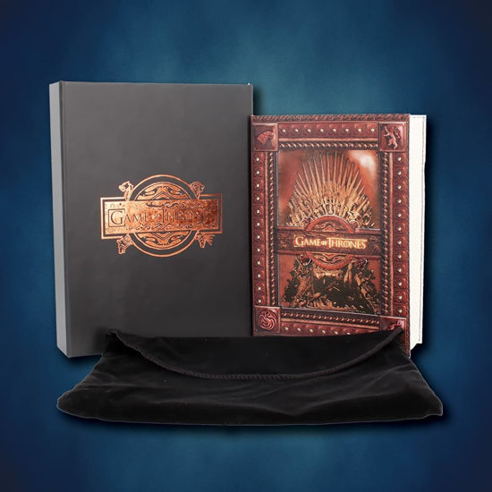Picture of Game of Thrones Journal (Small) - The Iron Throne