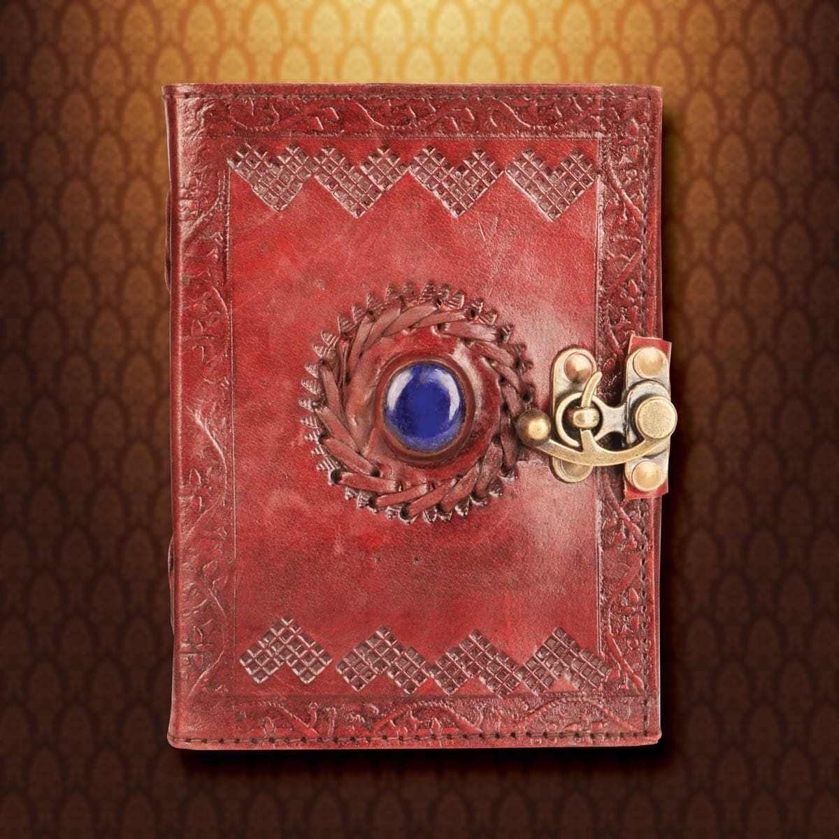 Lapis Stone Leather Journal