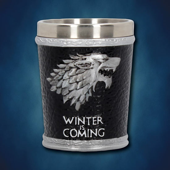 Picture of Winter Is Coming House Stark Shot Glass