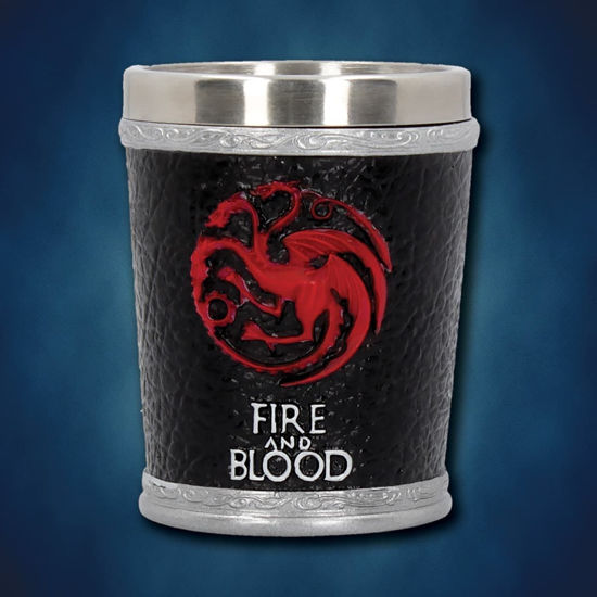 Picture of Fire and Blood Game of Thrones Shot Glass