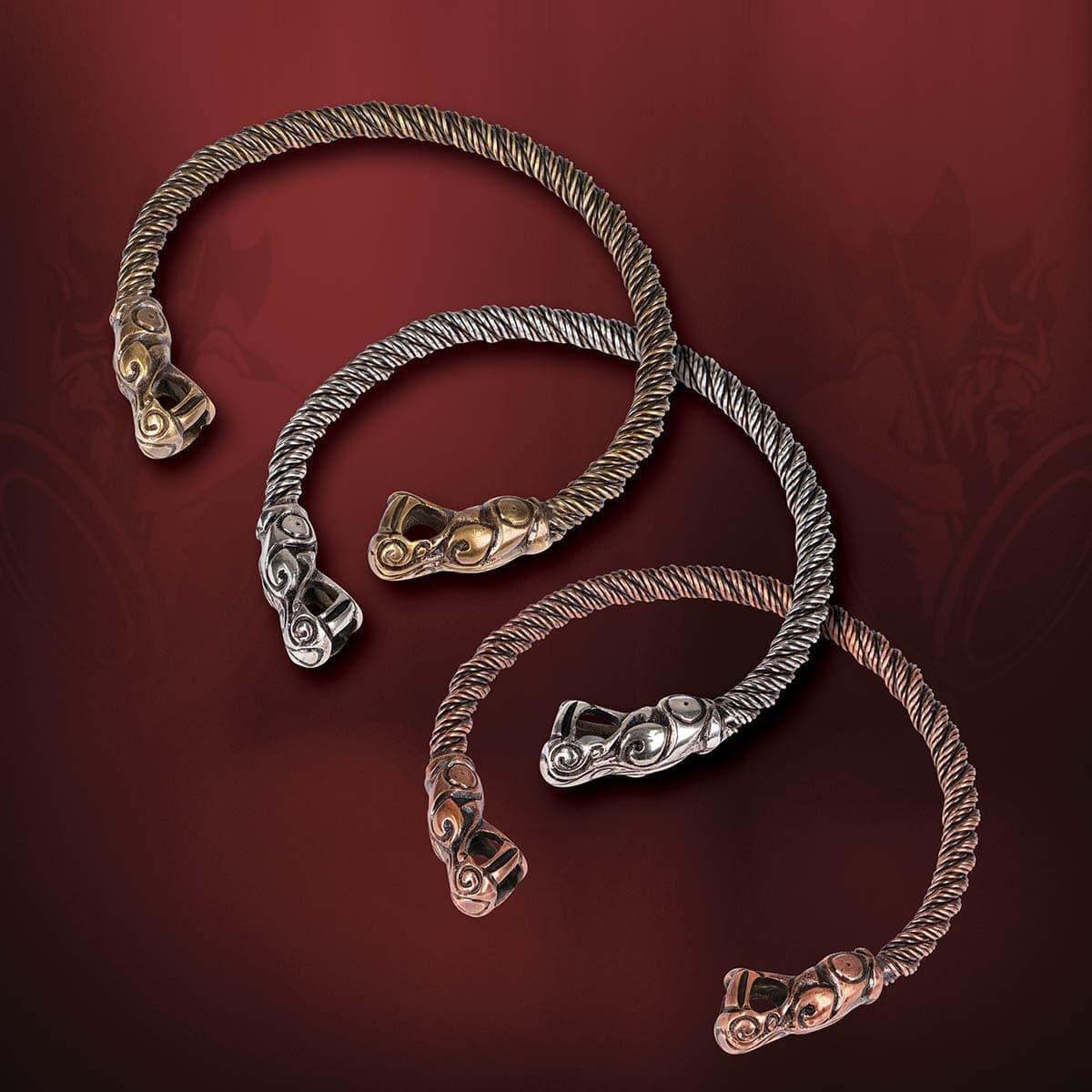 Torque Necklaces