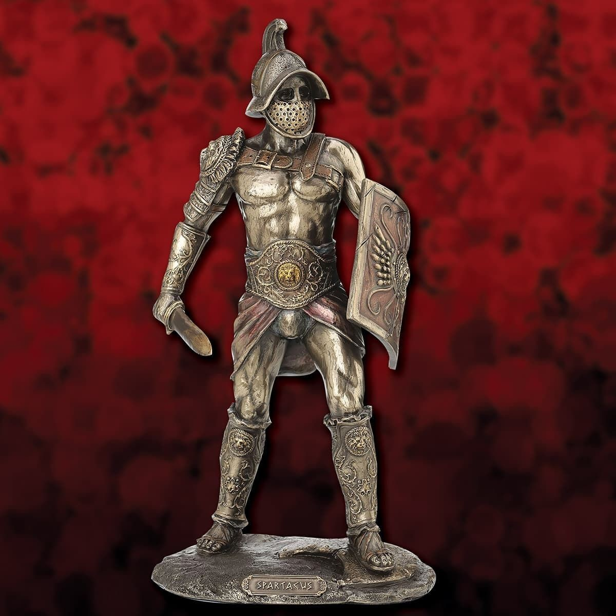 Picture of Spartacus Gladiator Statue Figurine