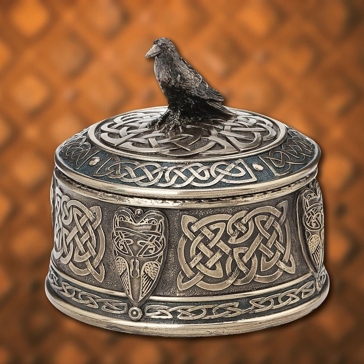 Picture of Odin's Raven Trinket Box