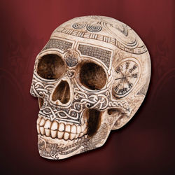 Picture of Vikings Rune Skull