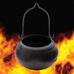Picture of Hand Forged Iron Kettle