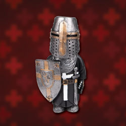 Picture of Shorty Hospitaller Knight Statue