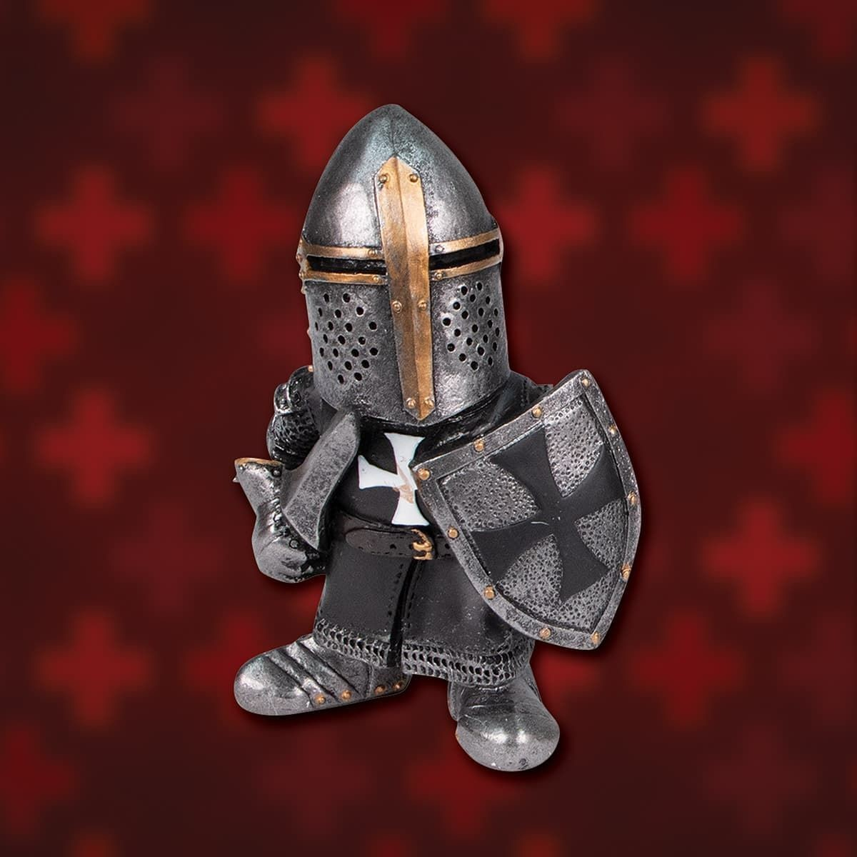 Picture of Shorty Templar Knight Statue