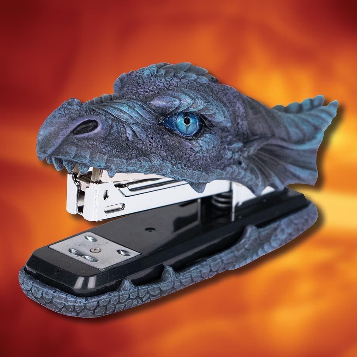 Blue Dragon Stapler
