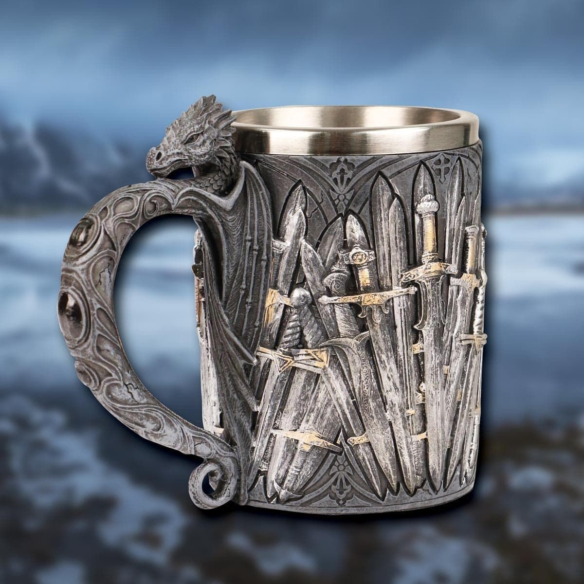 Of Swords & Dragons Mug