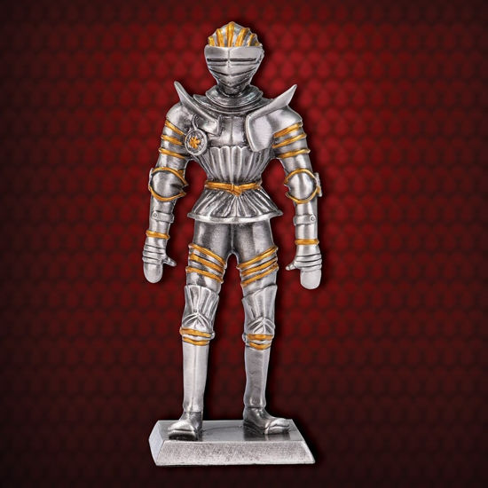 Mini German Metal Knight