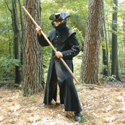French Highwayman Coat