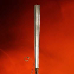 Medieval Steel Bar Mace